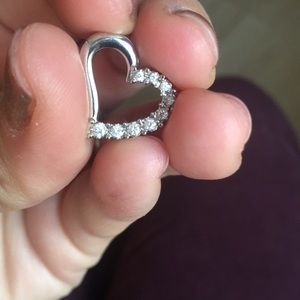 Jewelry - 14k white gold and diamonds